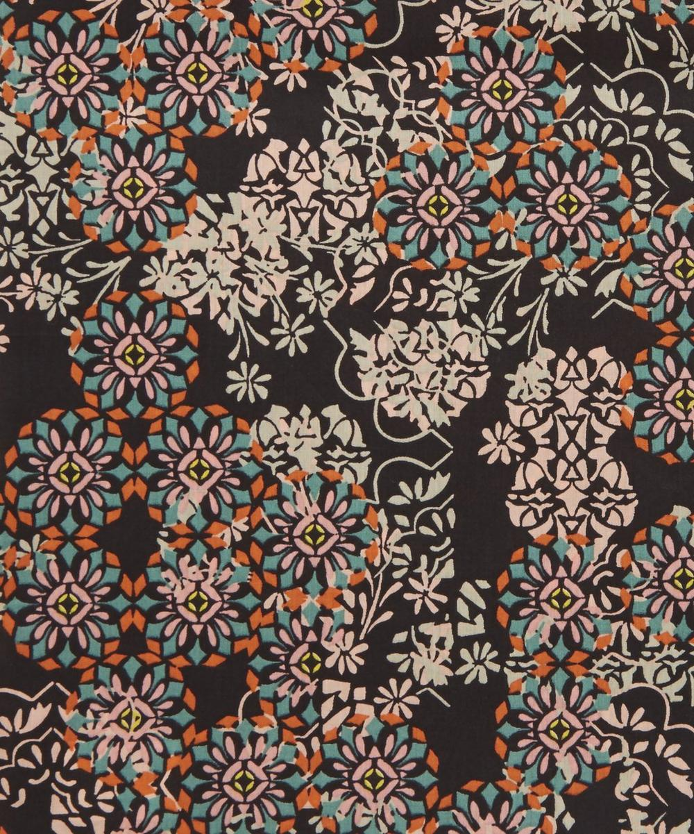 Floral Filigree Tana Lawn Cotton