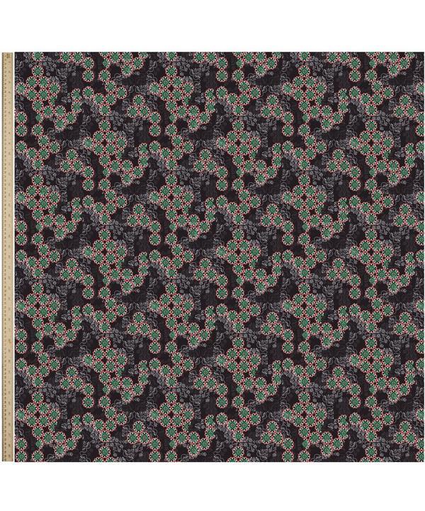 Floral Filigree Tana Lawn Cotton