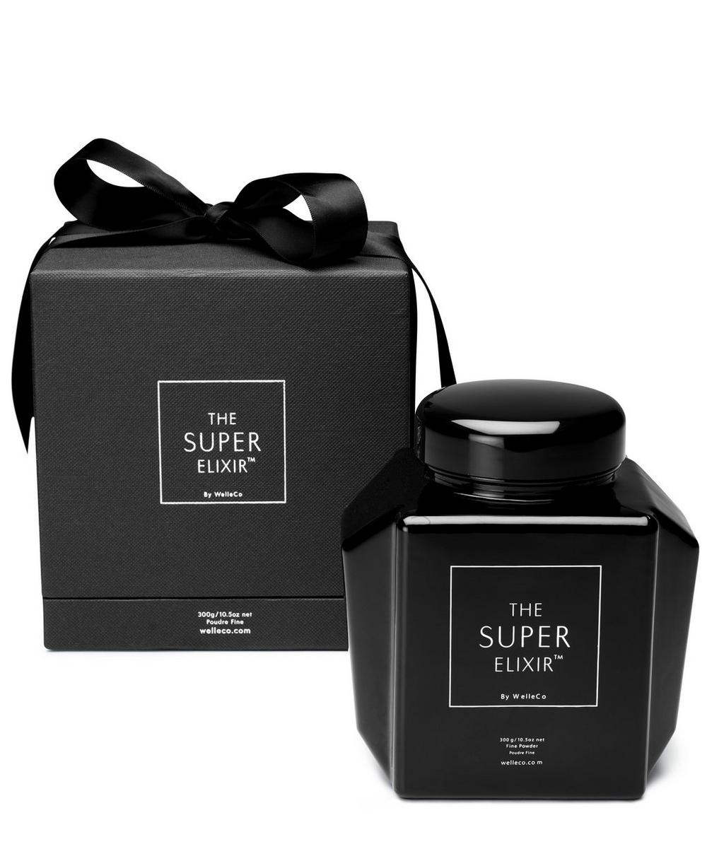 The Super Elixir Alkalising Greens Caddy 300g