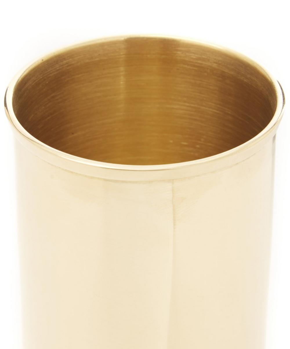 Small Brass Pencil Pot