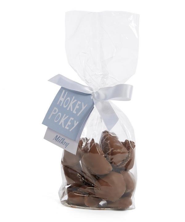 Honeycomb Covered in Valrhona Milk Chocolate