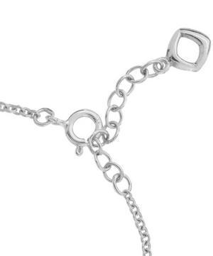Silver Cushion Bracelet