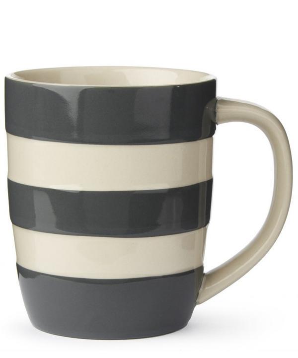 Tin Stoneware Mug