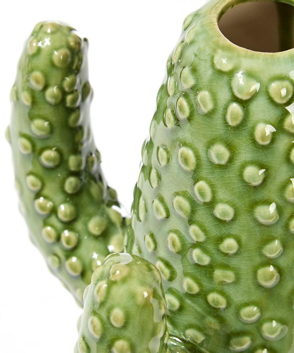 Medium Porcelain Cactus
