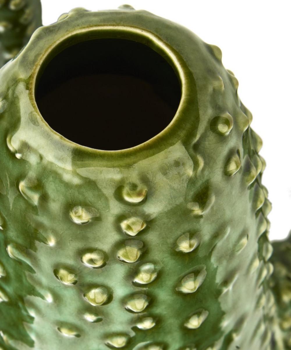 Large Porcelain Cactus