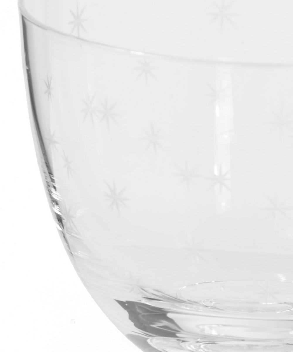 Set of 6 Stars Liquer Glasses