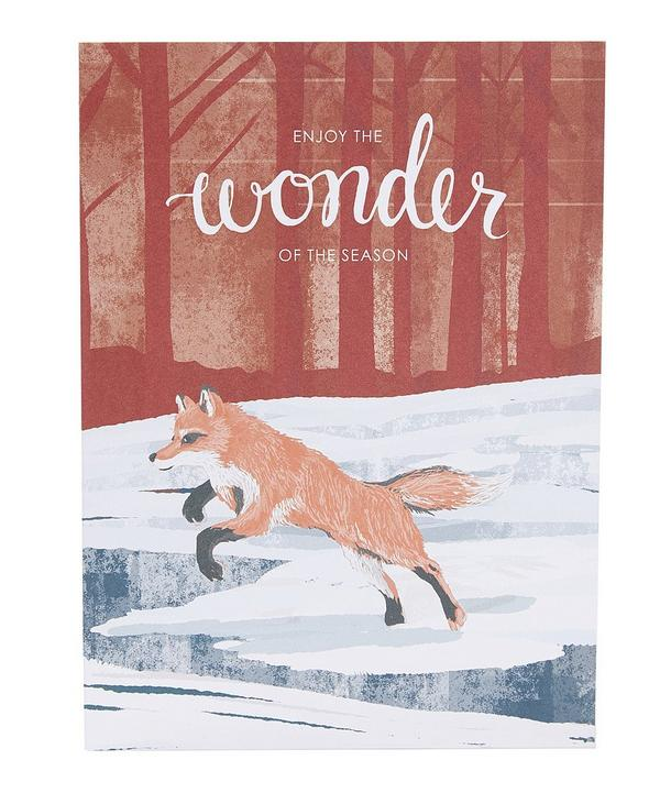 Wonder Christmas Card