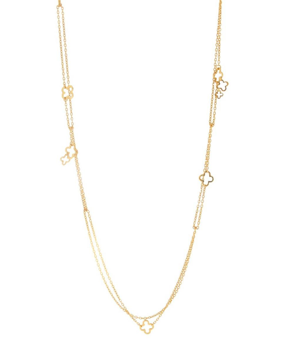 Gold-Plated Talitha Chain Necklace
