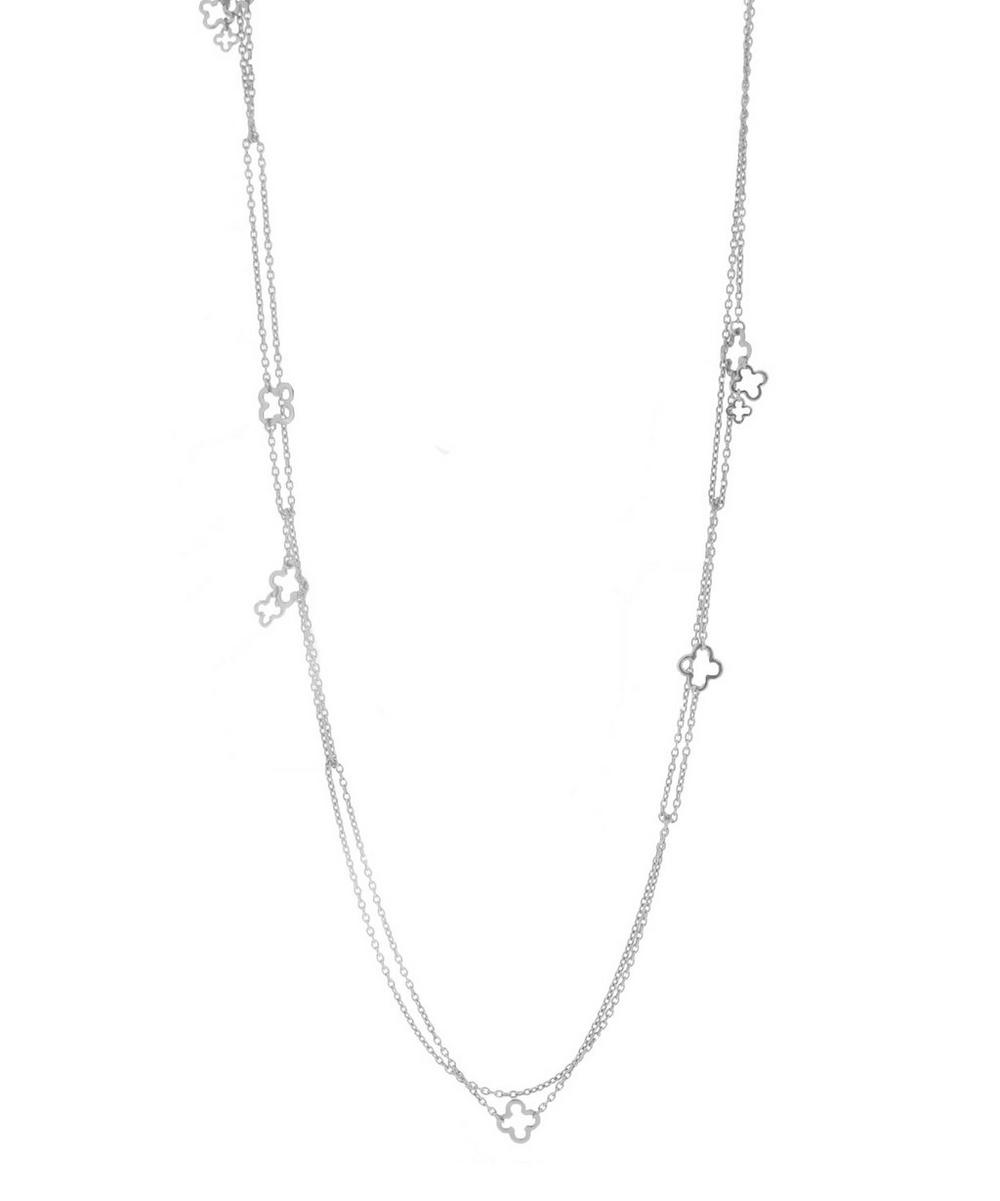 Silver Talitha Chain Necklace