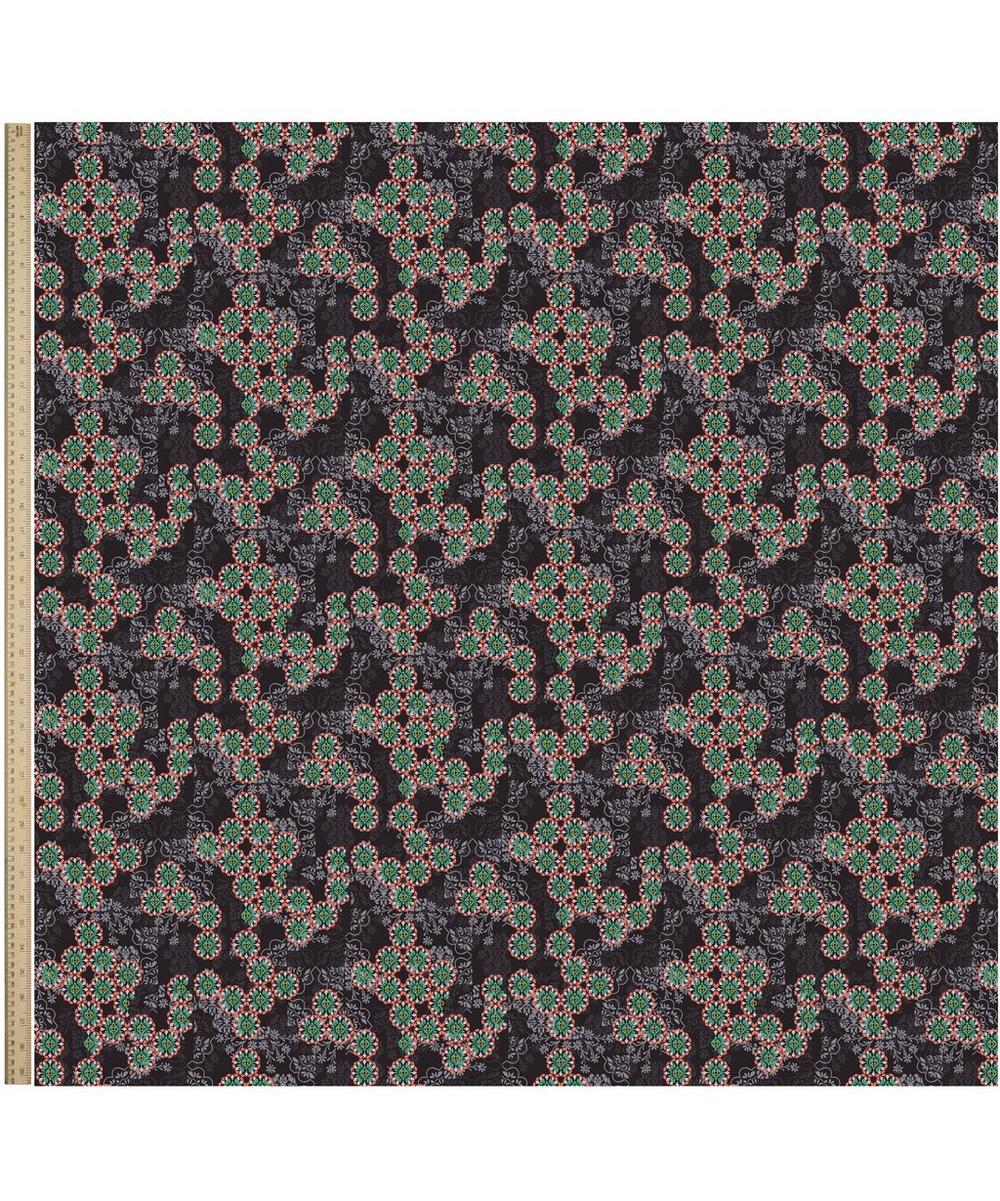 Floral Filigree Rossmore Cord Cotton
