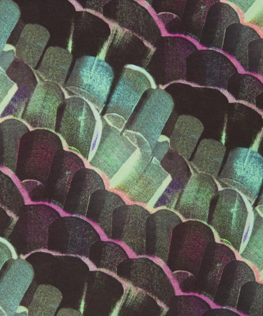 Iridescence Silk Crepe de Chine
