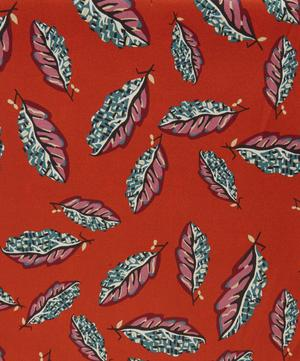 Woven Leaves Belgravia Silk Satin