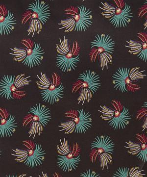 Firework Floral Belgravia Silk Satin