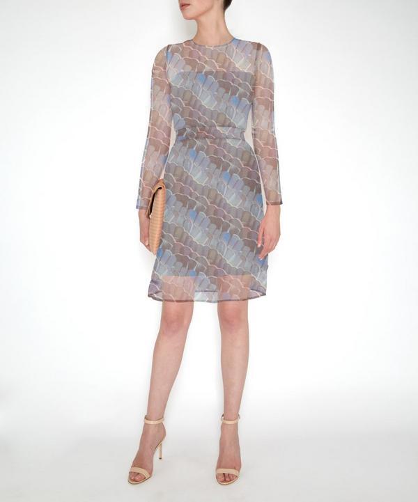 Iridescence Chelsea Georgette