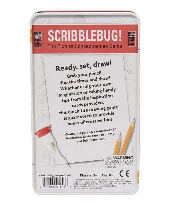 Scribblebug Game