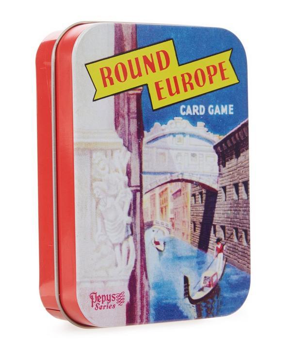 Pepys Travel Games