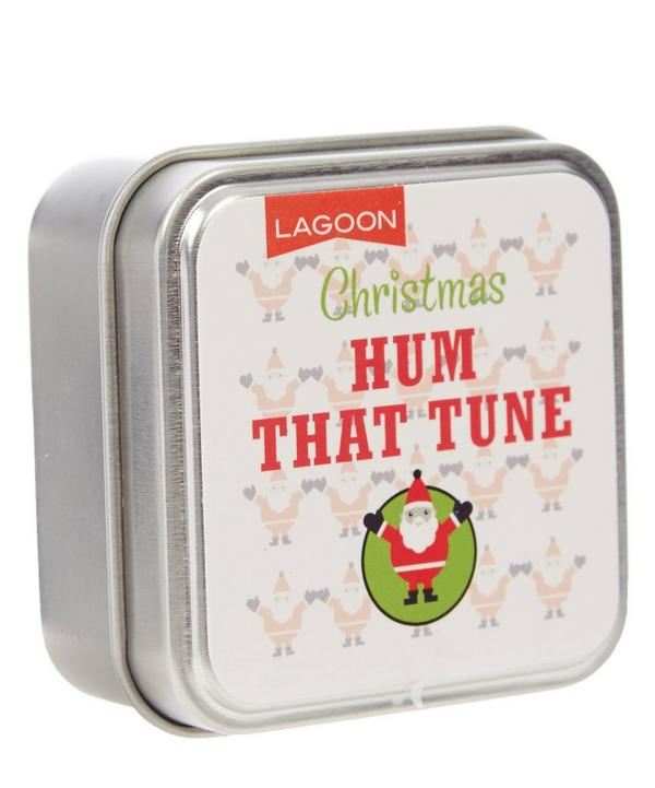 Christmas Hum That Tune Trivia Game