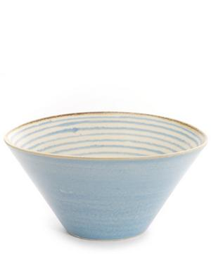 Stripe Stoneware Cereal Bowl