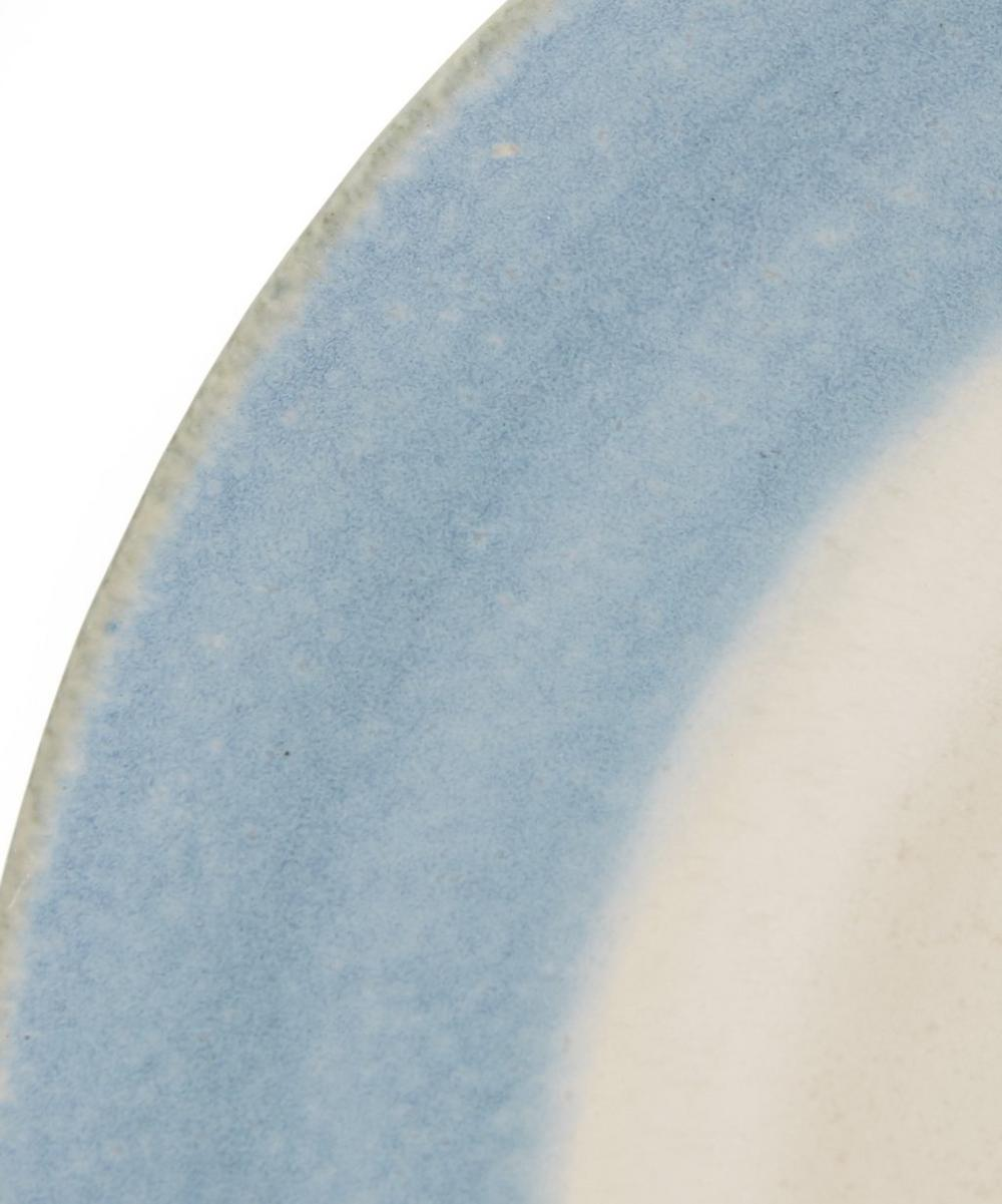 Stripe Stoneware Side Plate