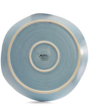 Stripe Stoneware Platter