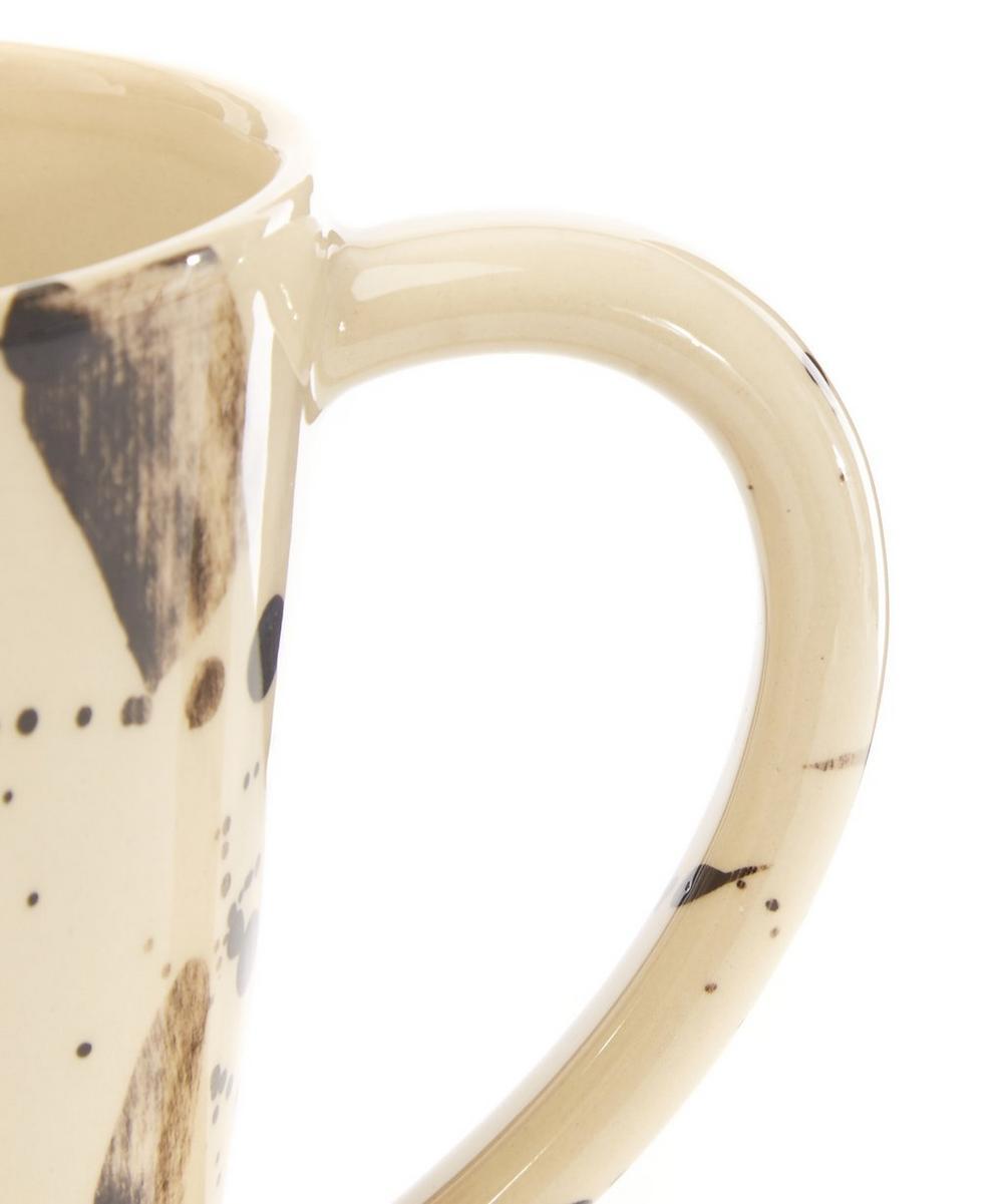 Patch Stoneware Mug