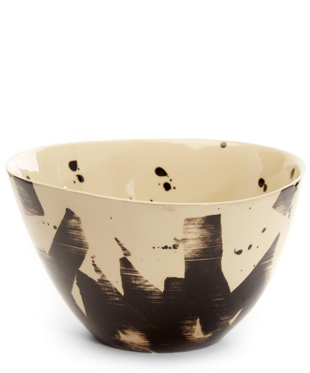 Patch Stoneware Cereal Bowl