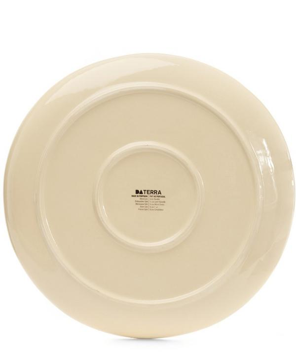 Patch Stoneware Dinner Plate
