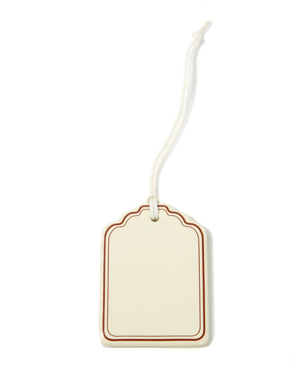 Scalloped Gift Tag