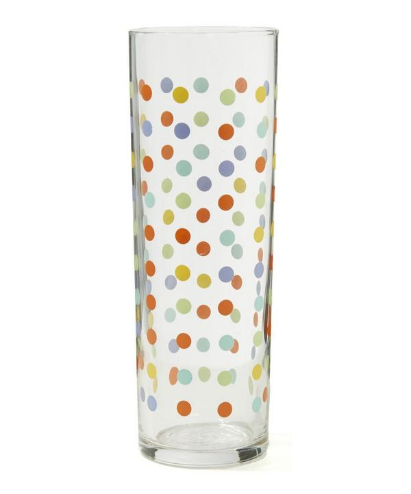 Polka Dot Glass