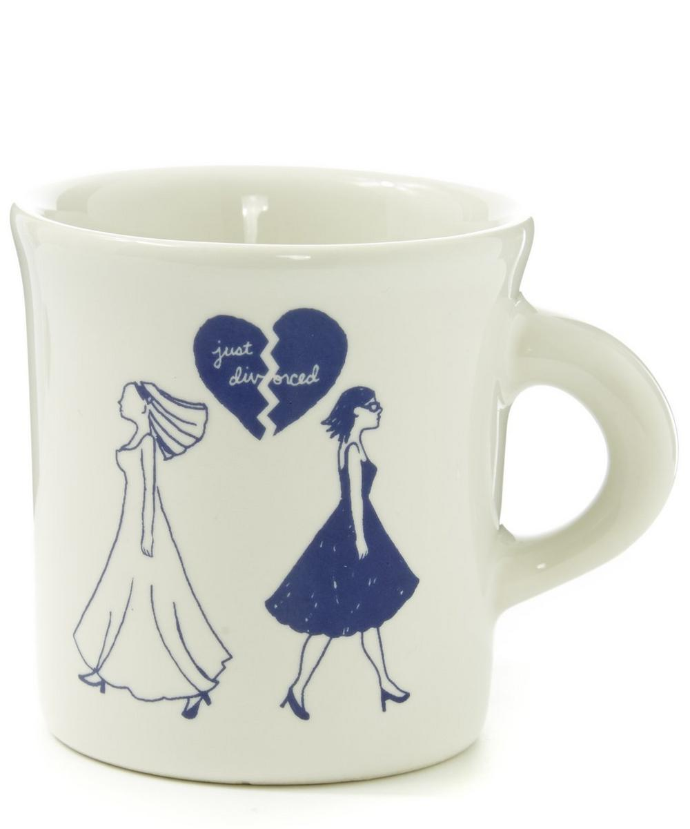 Just Divorced Women Mug