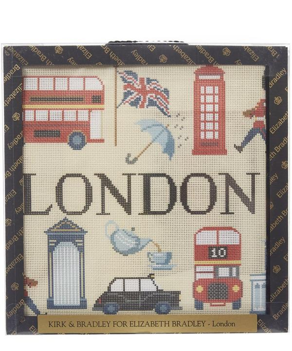 London Life Needlepoint Kit