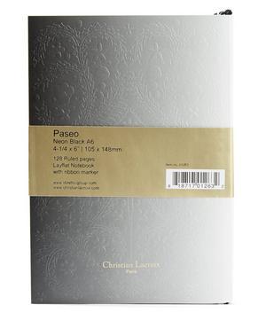 A6 Gradient Notebook