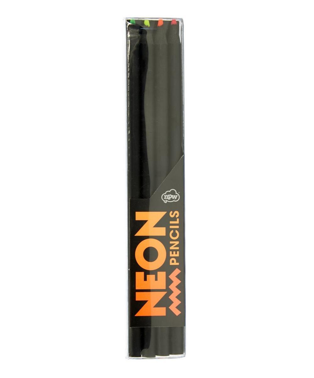 Neon Pencils