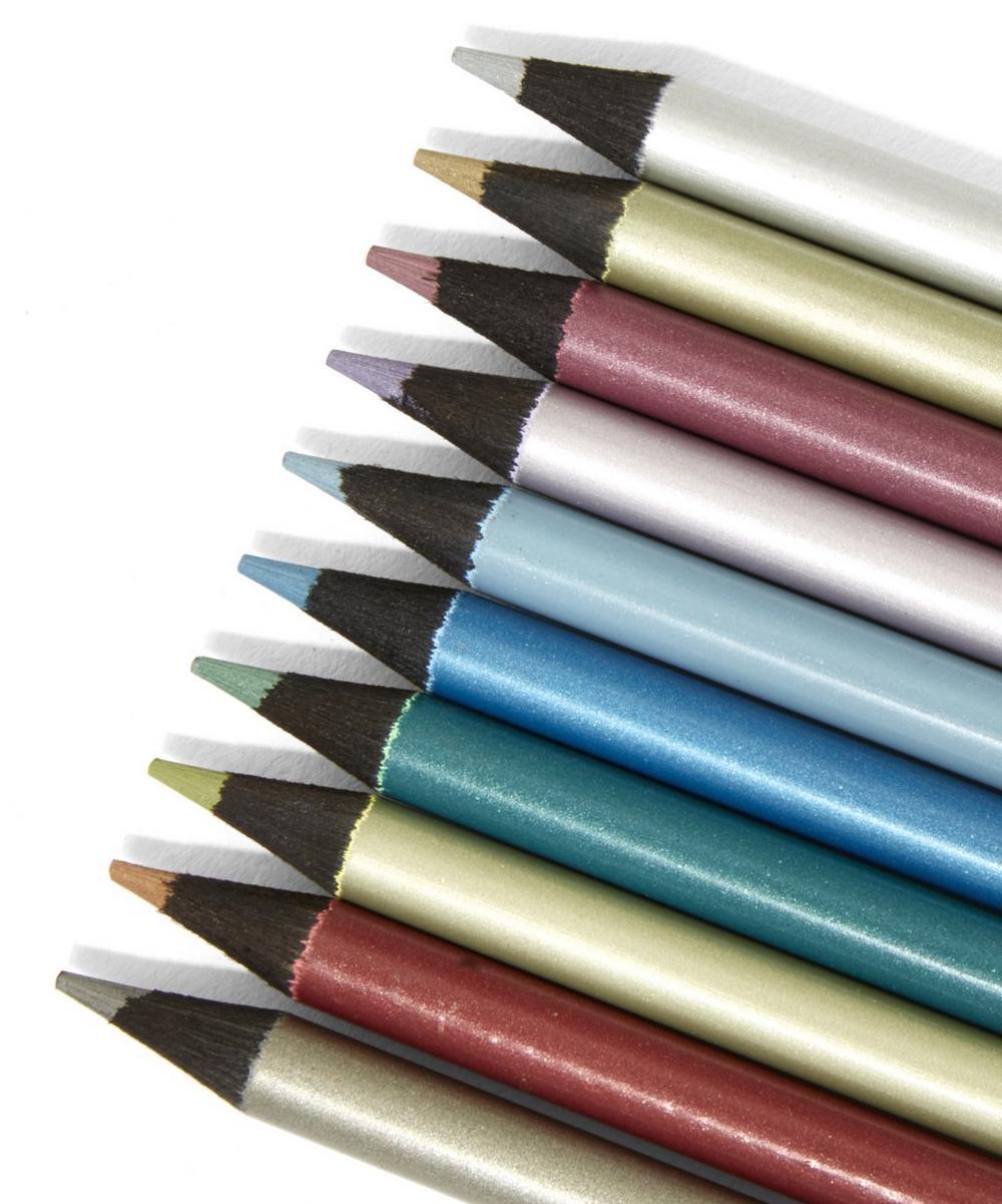 Metallic 50/50 Pencils