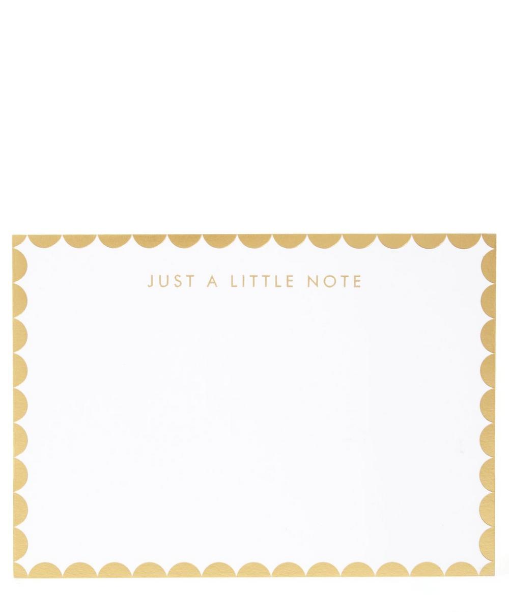 Just a Little Note Notelet Set