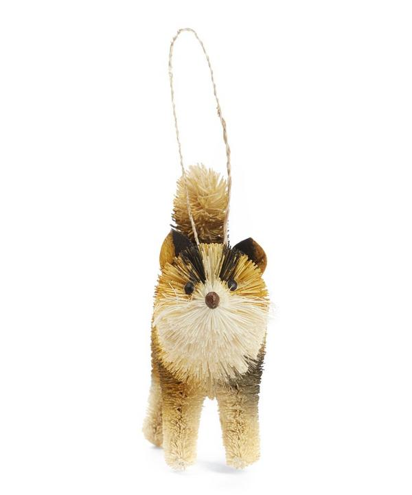 Bristle Cat Decoration