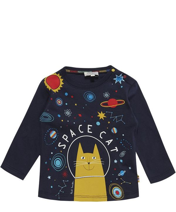 Mike Space Cat Top