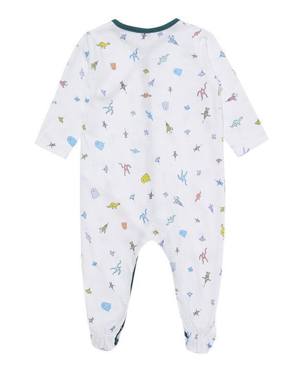 Minion Dino Sleepsuit
