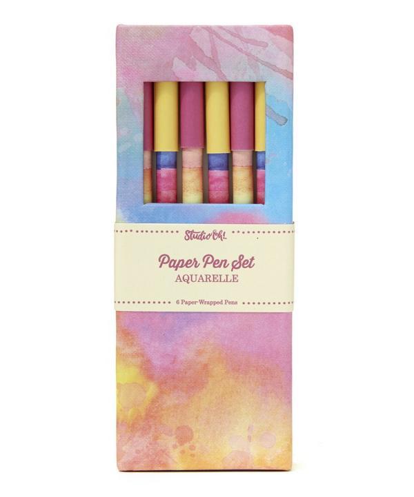 Aquarelle Pen Set