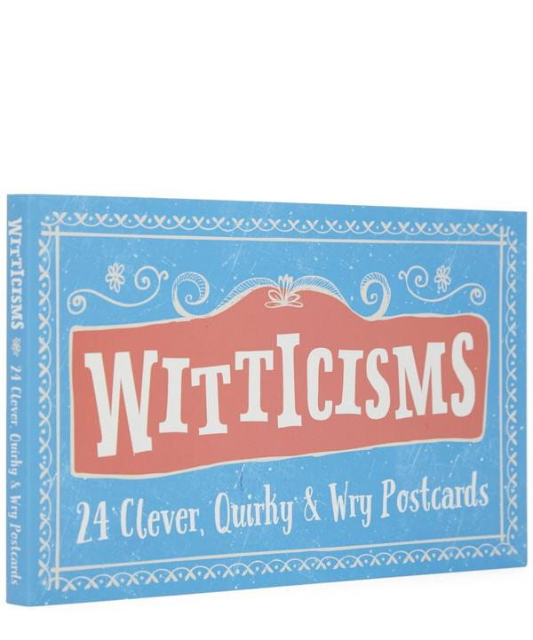 Witticisms Postcard Pack