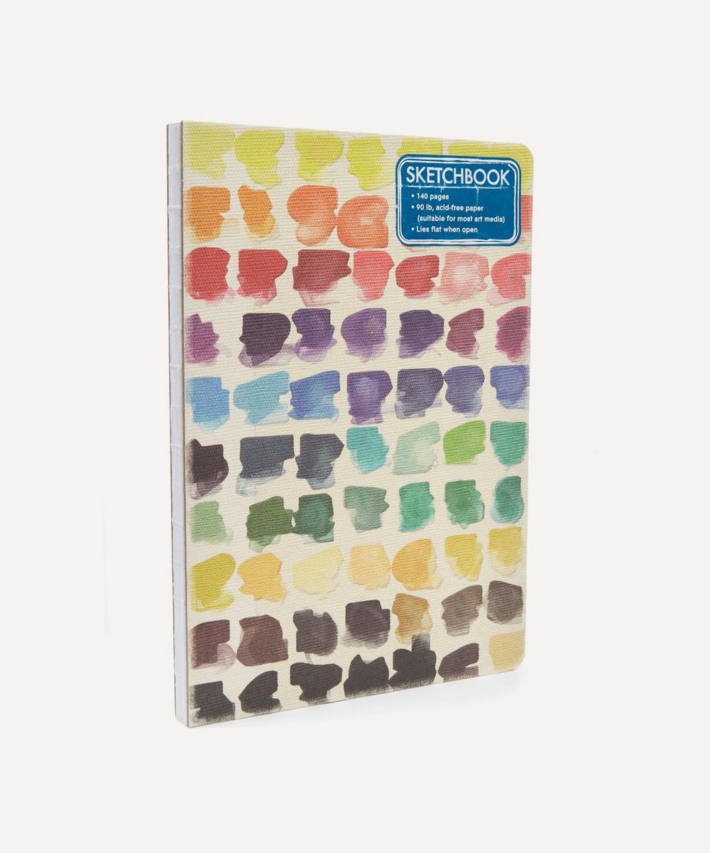 Colour Palette Sketchbook