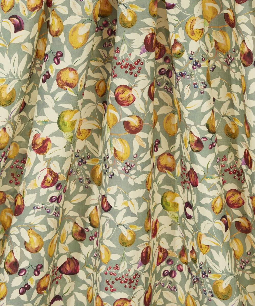 Lemon Tree Fruit Billet Linen Viscose