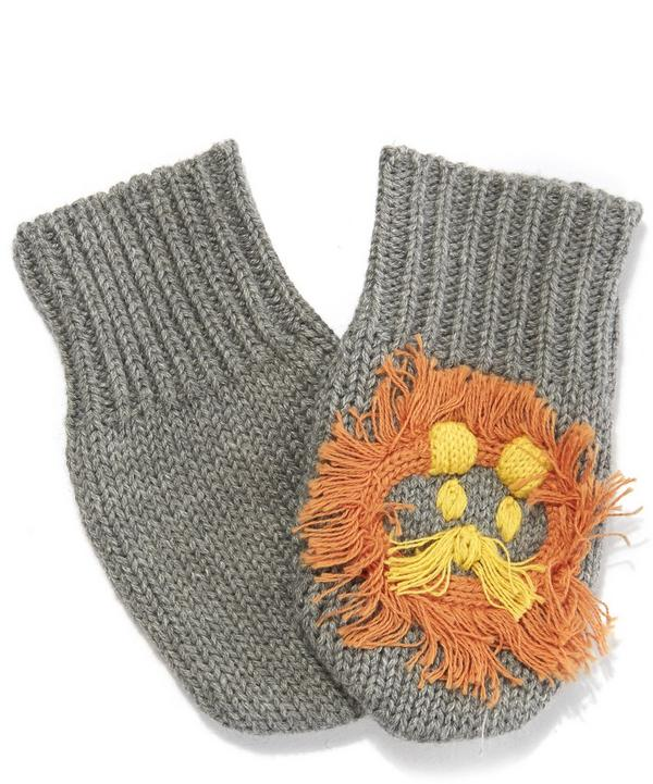 Mopsey Lion Mittens