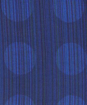 Polka Dot Multi Stripe Scarf