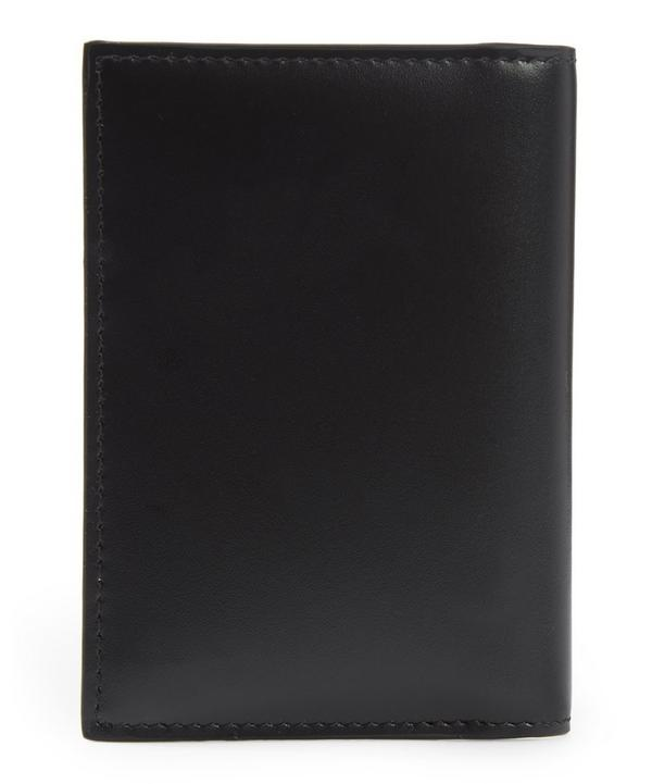 Saffiano Mini Card Holder