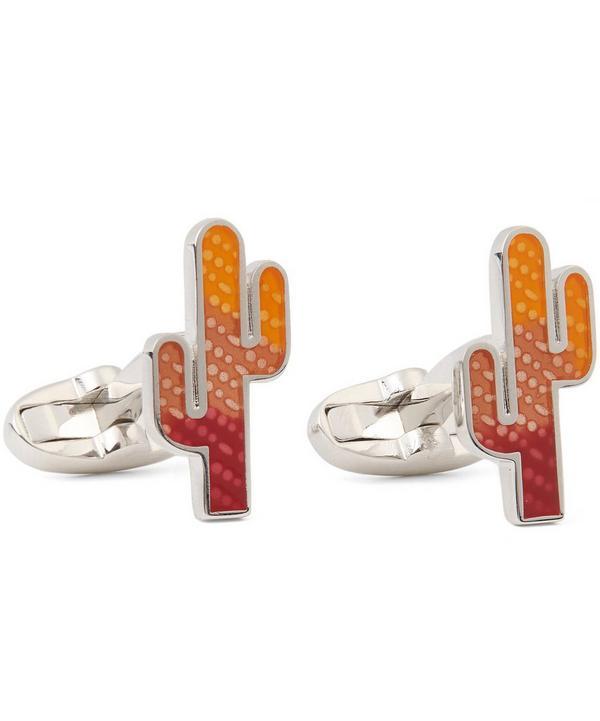 Cactus Cufflinks