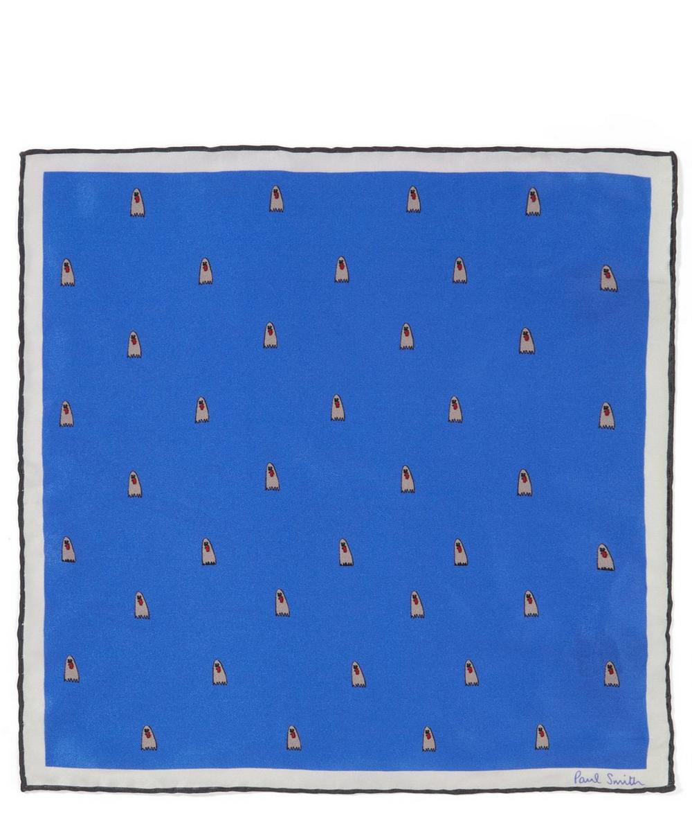 Cactus Pocket Square