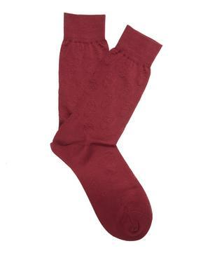 Skull Lace Socks