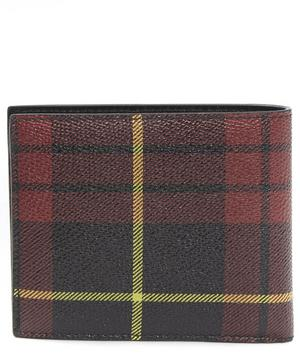 Tartan Billfold Wallet