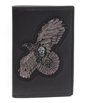 Badge Embroidered Pocket Organiser